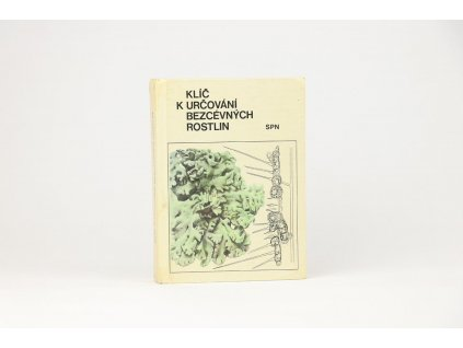 Klíč k určování bezcévných rostlin (1976)