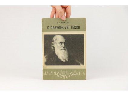 K. A. Timiriazev - O Darwinovej teórii (1950)