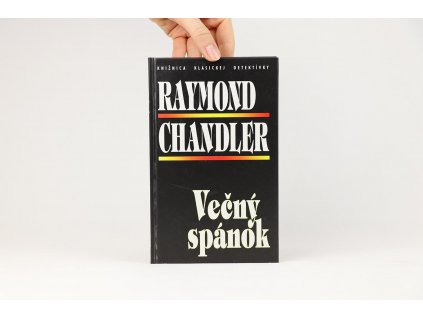Raymond Chandler - Večný spánok (1995)