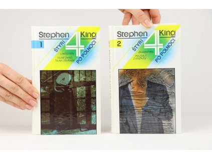 Stephen King - Štyri po polnoci 1, 2 (1993)