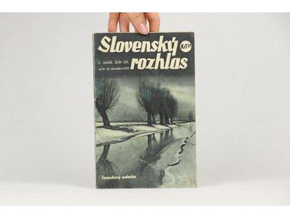 Slovenský rozhlas 50/1942