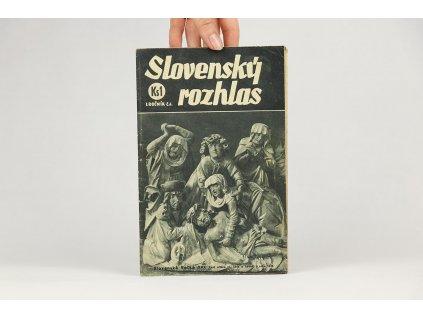 Slovenský rozhlas 6/1940