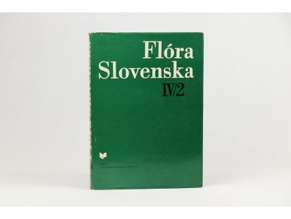 Flóra Slovenska IV/2 (1985)