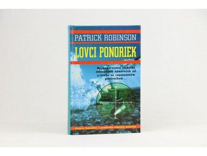 Patrick Robinson - Lovci ponoriek (2001)
