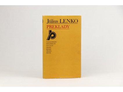 Július Lenko: Preklady (1988)