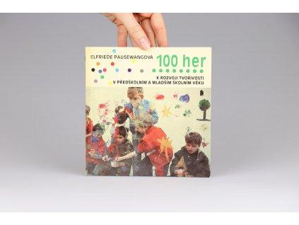 100 her k rozvoji tvořivosti v předškolním a mladším školním věku (1992)