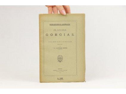 Platons Gorgias (1904)