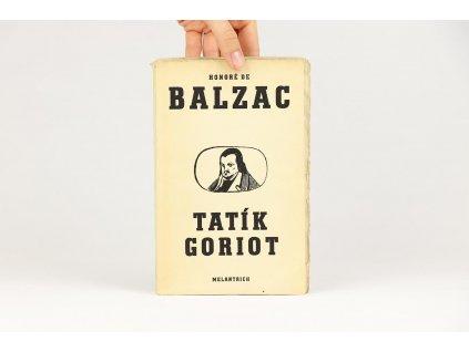 Honoré de Balzac - Tatík Goriot (1951)