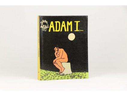 Jean Effel - Adam I... a jeho jediná (1962)