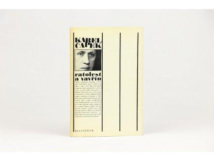 Karel Čapek - Ratolest a vavřín (1970)