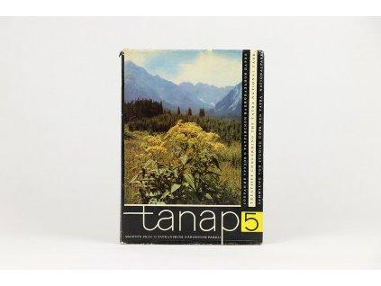 TANAP 5: Sborník prác o Tatranskom národnom parku (1962)