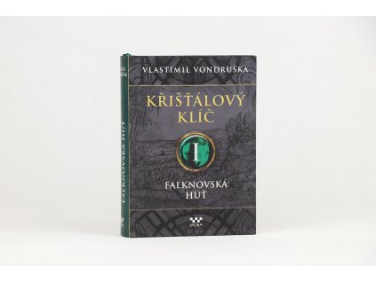 Vlastimil Vondruška - Křišťálový klíč 1: Falknovská huť (2019)