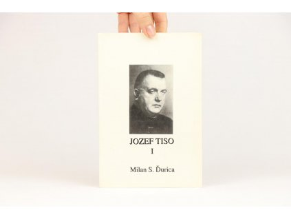 Milan S. Ďurica - Jozef Tiso I. (1992)