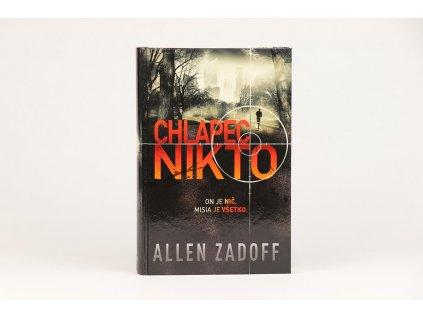 Allen Zadoff - Chlapec Nikto (2013)