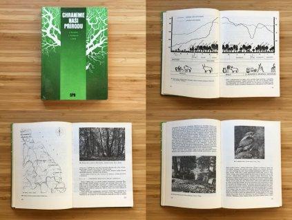 J. Strejček, J. Kubíková, J. Kříž - Chráníme naši přírodu (1983)
