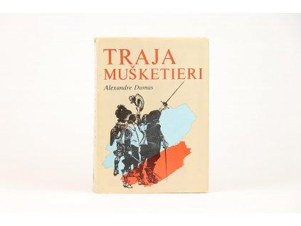 Alexandre Dumas - Traja mušketieri (1984)