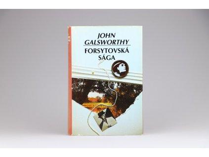 John Galsworthy - Forsytovská sága (1988)
