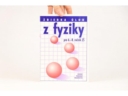 Zbierka úloh z fyziky pre 6.-8. ročník ZŠ (1995)