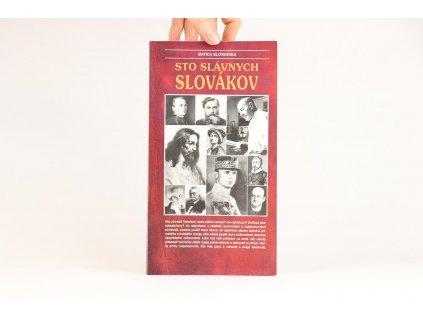 Sto slávnych Slovákov (1997)