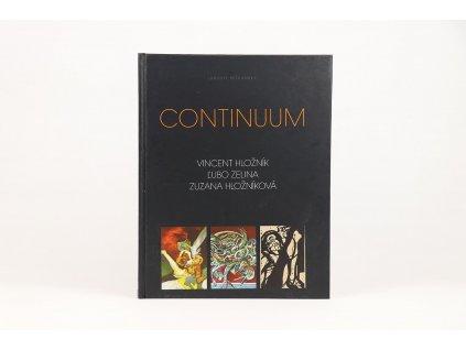 Continuum: Vincent Hložník, Ľubo Zelina, Zuzana Hložníková (2006)