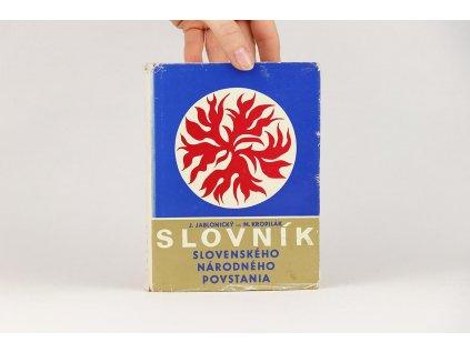 Slovník Slovenského národného povstania (1970)