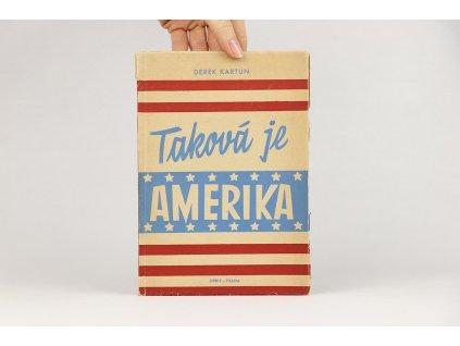 Derek Kartun - Taková je Amerika (1948)
