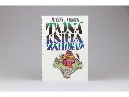 Štefan Moravčík - Tajná kniha Záhorákov (1994)