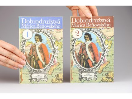 Jožo Nižnánsky - Dobrodružstvá Mórica Beňovského 1-2 (1988)