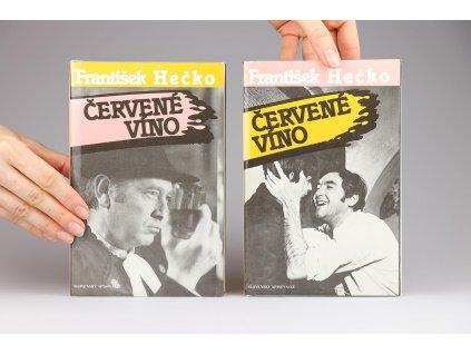 František Hečko - Červené víno 1-2 (1989)