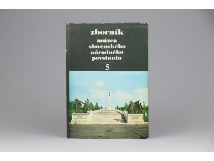 Zborník Múzea Slovenského národného povstania 5 (1980)