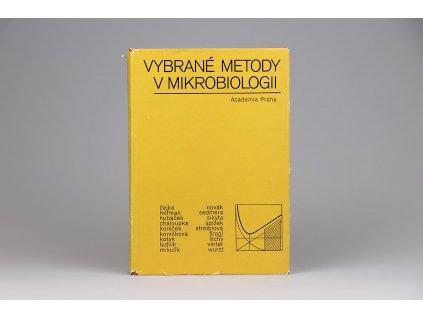 Vybrané metody v mikrobiologii (1981)