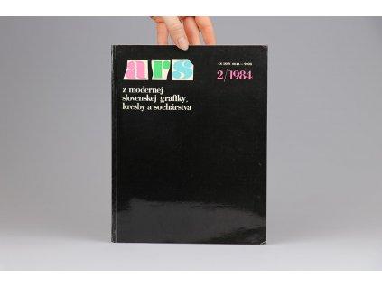 Ars z modernej slovenskej grafiky, kresby a sochárstva 2/1984