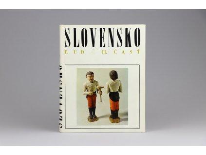 Božena Filová a kol. - Slovensko 3: Ľud - II. časť (1975)