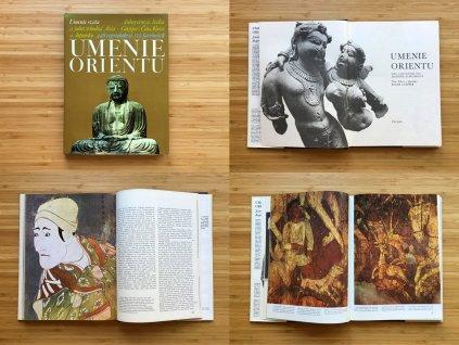 Jeannine Auboyerová, Roger Goepper - Umenie orientu (1972)