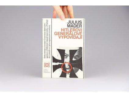 Julius Mader - Hitlerovi generálové vypovídají (1975)