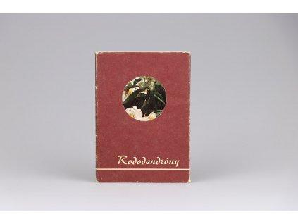 (pohľadnice) Rododendróny