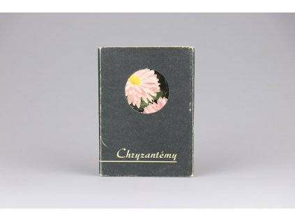 (pohľadnice) Chryzantémy