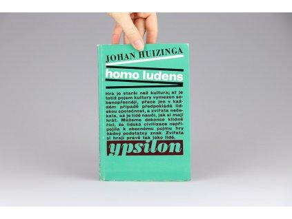 Johan Huizinga - Homo ludens: O původu kultury ve hře (1971)