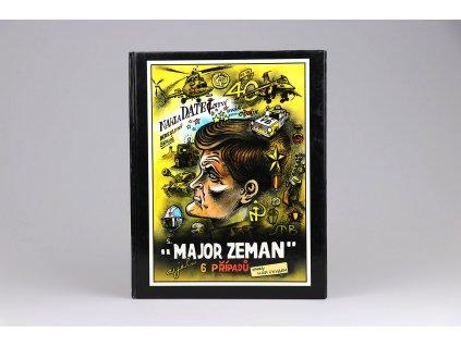 Kája Saudek - Major Zeman a jeho 6. případů (1999)