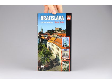 Bratislava and Surroundings: Tourist Guide (2006)
