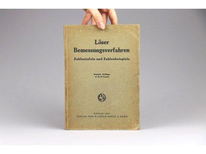 Benno Löser - Bemessungsverfahren (1943)