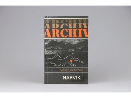 Donald Macintyre - Narvik (1989)