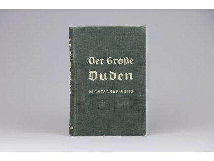 Otto Basler - Der Große Duden (1937)