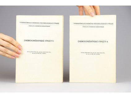 Chemickoinženýrské výpočty I-II (1991)