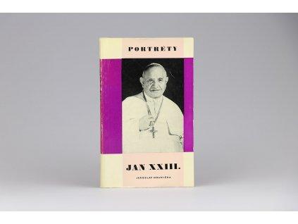 Jaroslav Hranička - Jan XXIII. (1966)