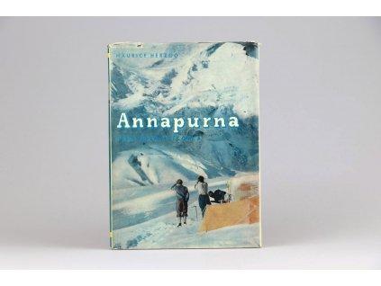 Maurice Herzog - Annapurna: prvá osemtisícovka (1957)