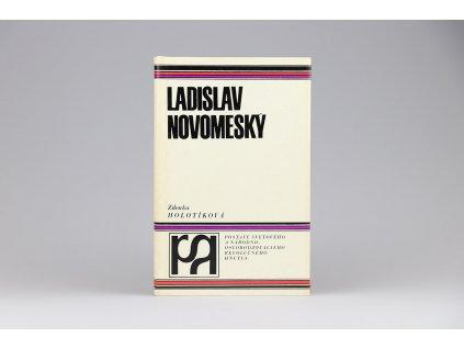 Zdenka Holotíková - Ladislav Novomeský (1981)