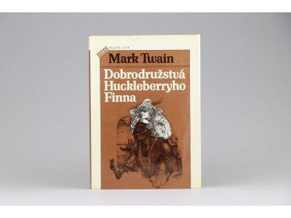 Mark Twain - Dobrodružstvá Huckleberryho Finna (1988)