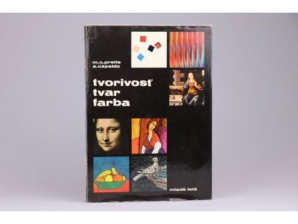 M. C. Prette, A. Capaldo - Tvorivosť, tvar, farba (1979)