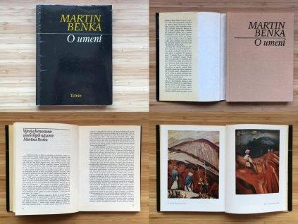 Martin Benka - O umení (1980)